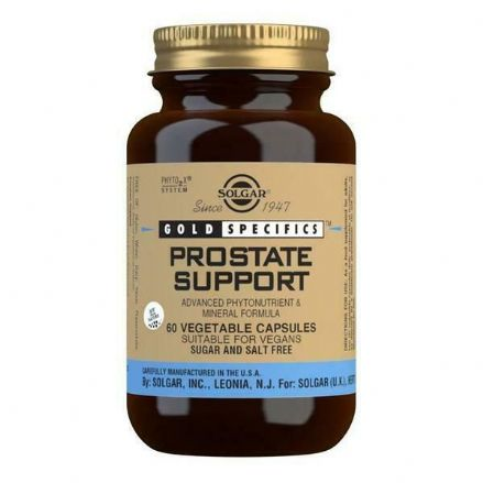 Gold Specifics Prostate Support x 60 Veg-Capsules; Solgar